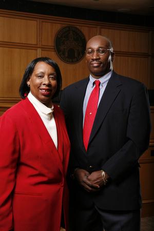 7c0b2a38 Professor Dorothea Beane and Darryl Wilson co directors Caribbean Law  Institute. Stetson Law